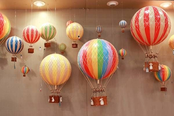 MINT Medium Hot Air Balloon