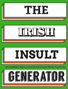 Irish insult generator