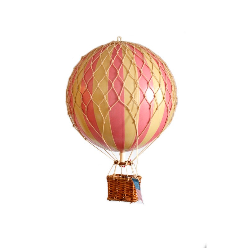 PINK Medium Hot Air Balloon