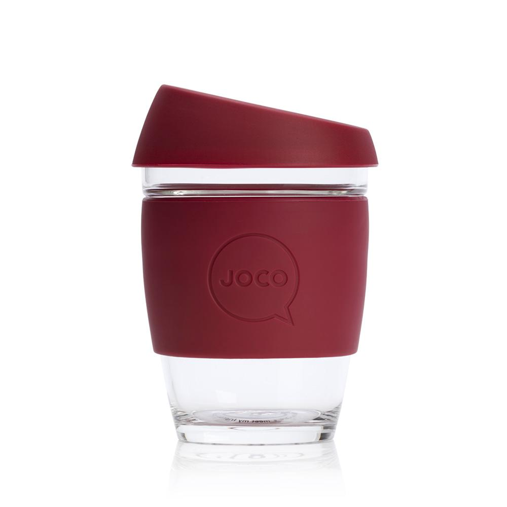JOCO Cup 12oz Ruby Red - Wild Atlantic Living