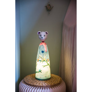 LAMPE TETE EN L'AIR MR OURS
