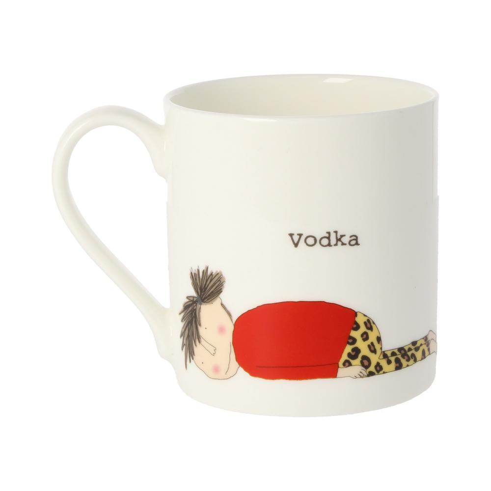 Yoga Vodka Mug - Wild Atlantic Living