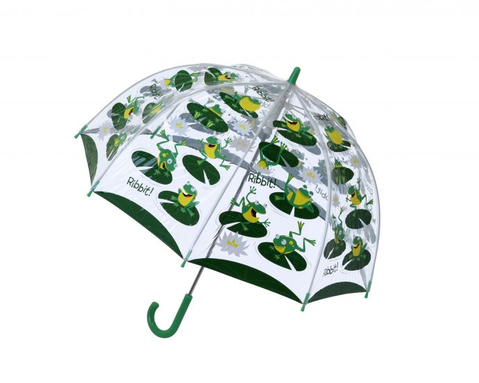 Clear Frog Kids Umbrella - Wild Atlantic Living