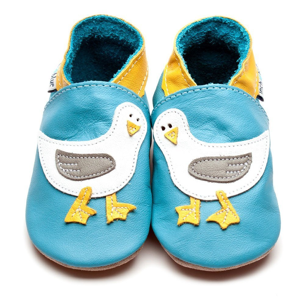 Seagull Baby Shoes - Wild Atlantic Living