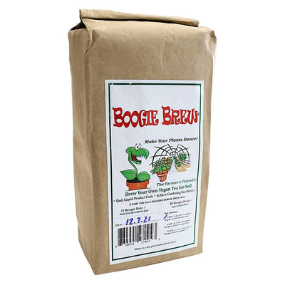 Boogie Brew Heavy Harvest 6 Pounds - Brews 100 Gallons Compost Tea
