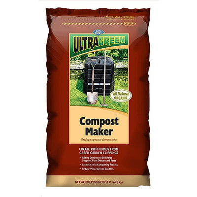 CENTRAL GARDEN BRANDS Compost Maker, 4-Pound
