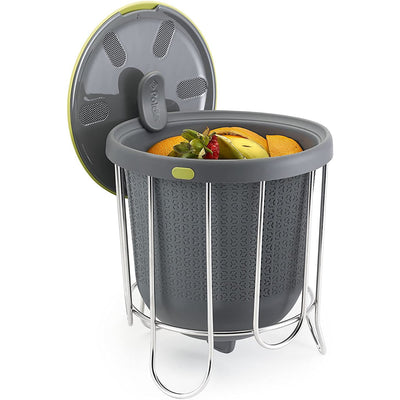 Polder Kitchen Composter - Waste Not Dots