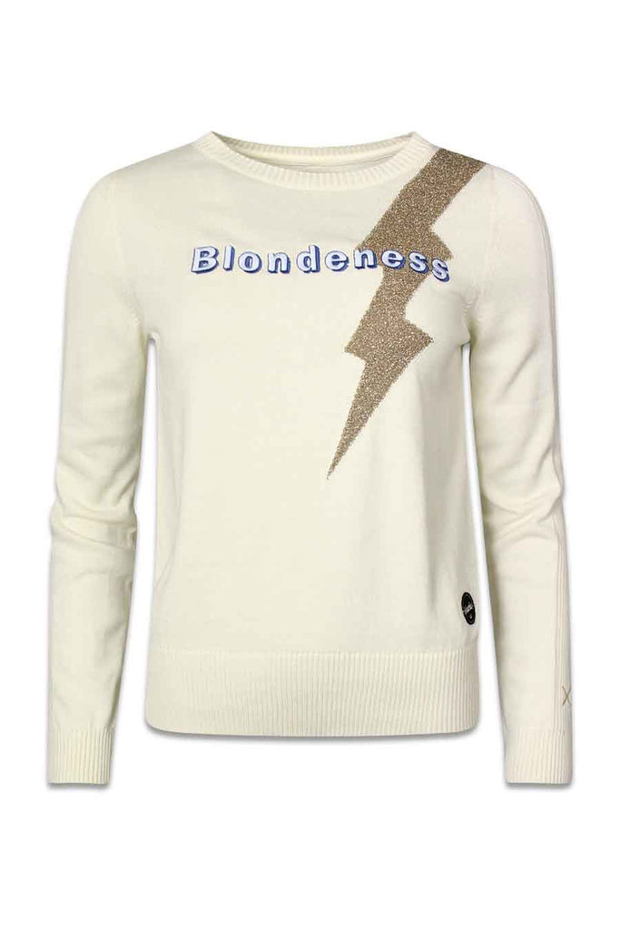 Blondeness jumper