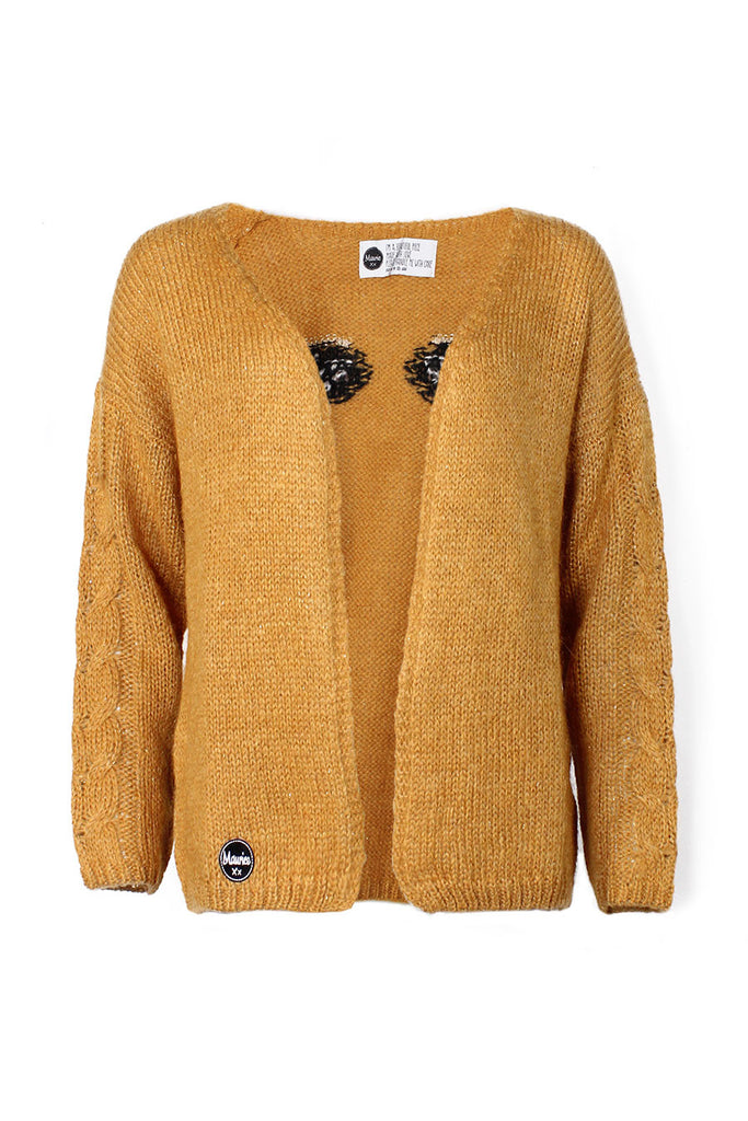 Cardigan eyes Maurice yellow gold fever