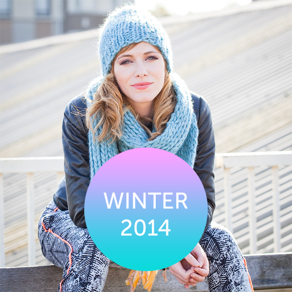 Scarves - Winter 2014