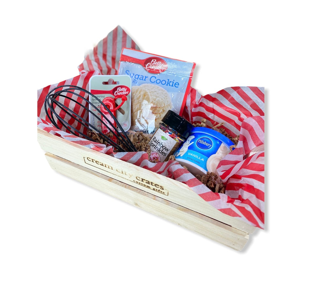 Baker's Gift Crate