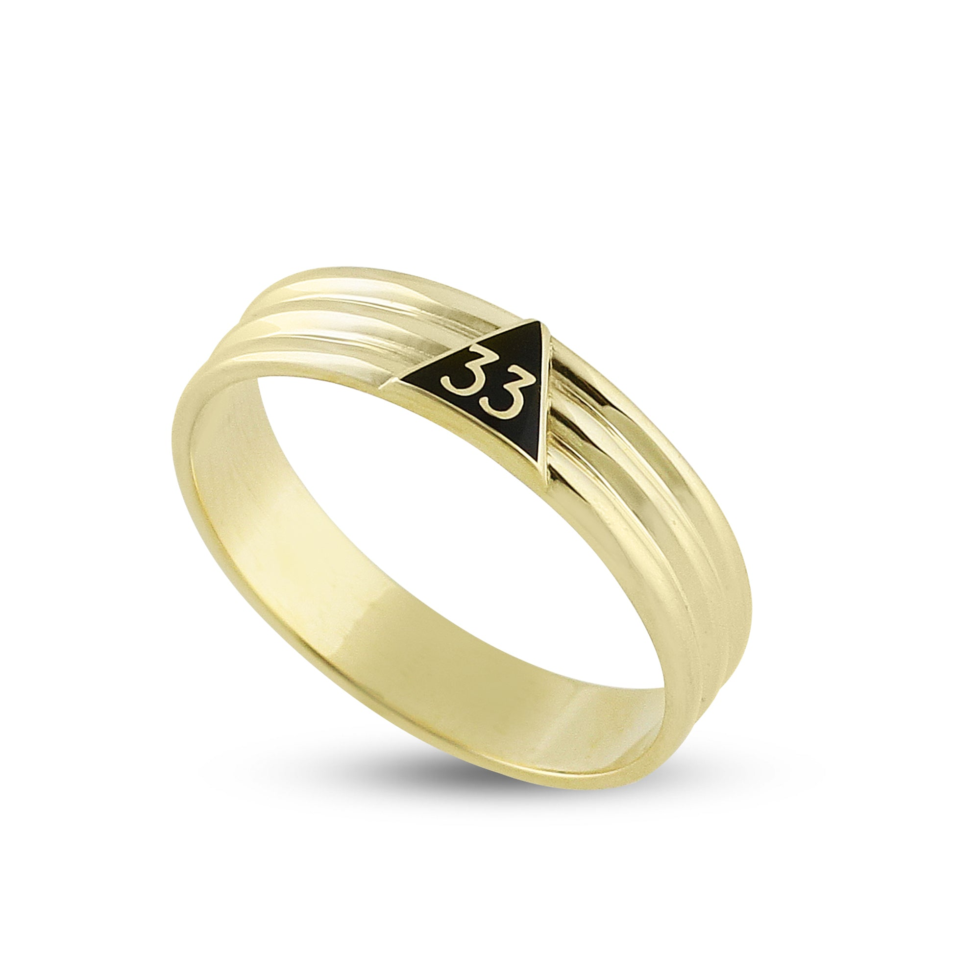 33rd Degree Lady's Mini Ring