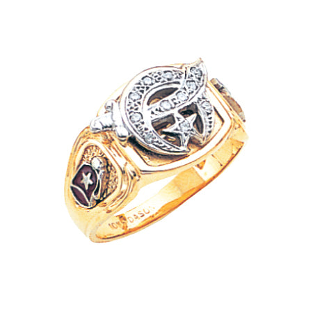MAS2616SH - Shrine Ring