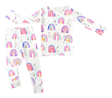 Load image into Gallery viewer, Raegyn Two-Piece Pajamas