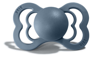 BIBS Pacifier Supreme Silicone |Single| Petrol (6-18m)
