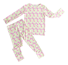 Load image into Gallery viewer, Ava Two-Piece Pajama Set