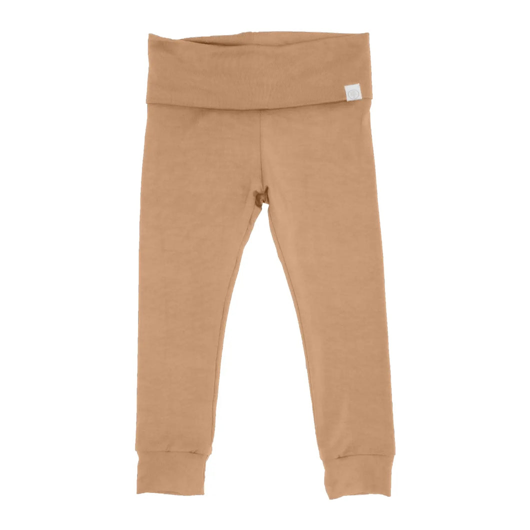 Bamboo Joggers- Clay