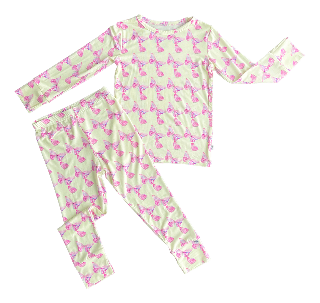 Ava Two-Piece Pajama Set