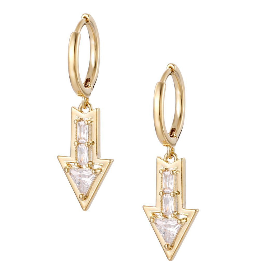Celeste Starre Poison Arrows Earrings-Earrings-Celeste Starre-Emila-1