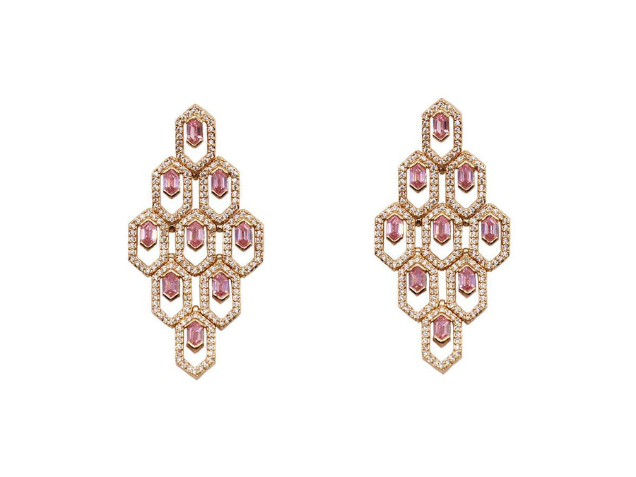 Lalou Aurelia Earrings-Earrings-Lalou London-Emila-1