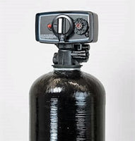 WHOLE HOUSE WATER FILTER SYSTEMS KDF85/GAC IRON/ SULFIDE 2 CU FT - Fleck 5600 Backwash Valve