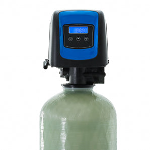 Whole House Water Filter 1365 FRP Tank, Fleck 5812SXT Valve Bypass 3 Cu Ft Catalytic Carbon For Larger Homes