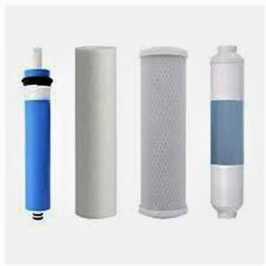 RO Reverse Osmosis Water Filter/RO 50 membrane replacement set - 4 Stages