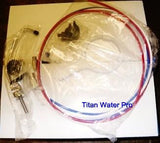REVERSE OSMOSIS WATER FILTRATION SYSTEM 5 STAGE 100GPD