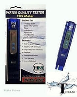 HM DIGITAL WATER QUALITY TESTER TDS METER MODEL TDS-EZ RO & DI WATER 0-9990 PPM