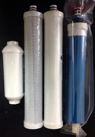 Culligan RO Filter Set With Membrane for Culligan AC-30 Reverse Osmosis System