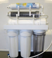 Dual Use Reverse Osmosis Water Filter Systems DI/RO (NO TANK)