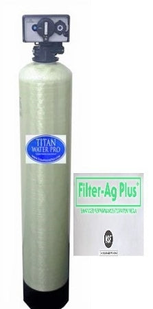 Whole House Filter-Ag Plus - Suspended Solid & Turbidity Removal - Sediment - 948