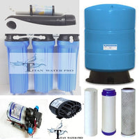 Reverse Osmosis Water Filtration System - Permeate Pump - Delivery Pump 100 GPD