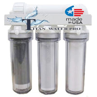 Titan Water Pro REVERSE OSMOSIS RO/DI REEF AQUARIUM REEF WATER FILTER