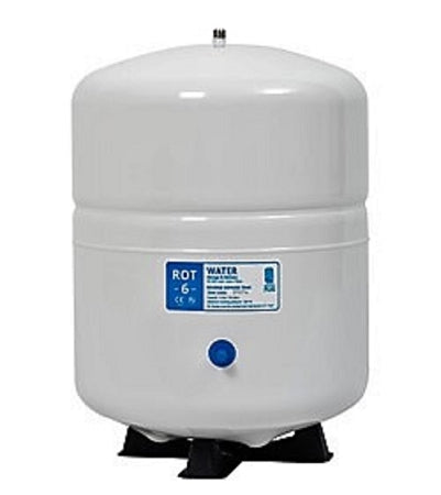 REVERSE OSMOSIS WATER FILTER STORAGE TANK ROT-6 Gallon