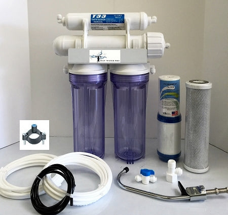 Ultra Water Filtration 5 Stages Sediment,GAC,Carbon,UF Membrane,Post Carbon