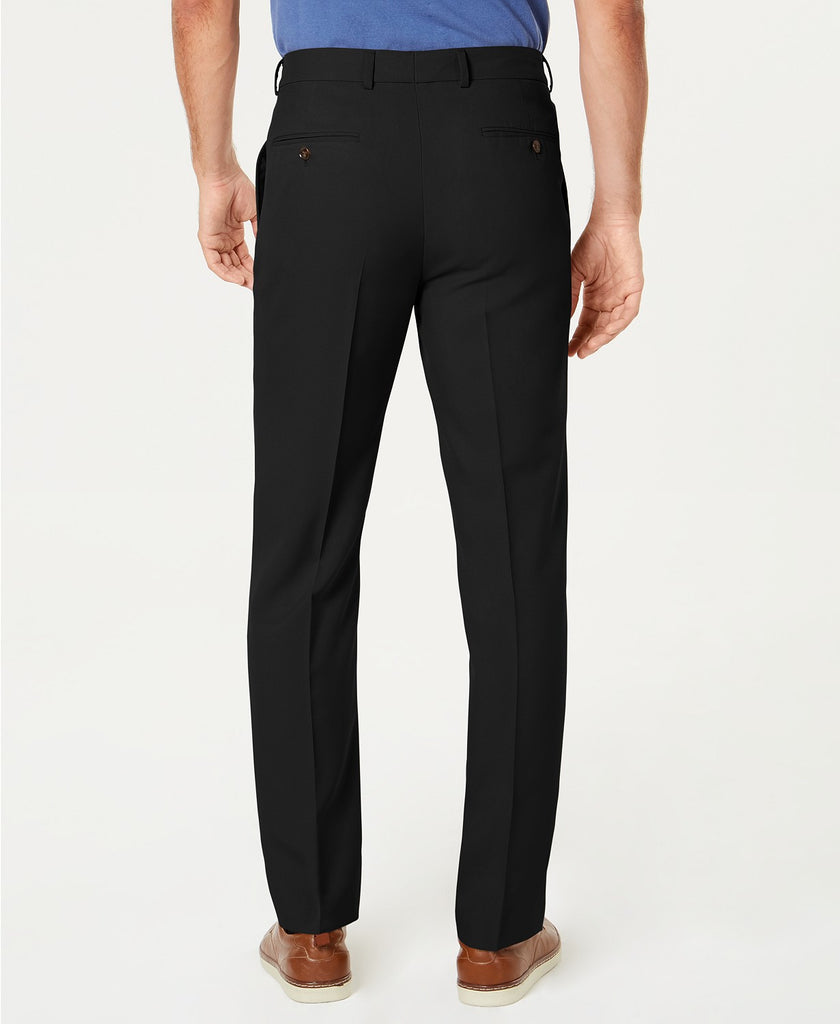 $70 Dockers Men's Slim-Fit Performance Stretch Dress Pants 34 x 34 Black