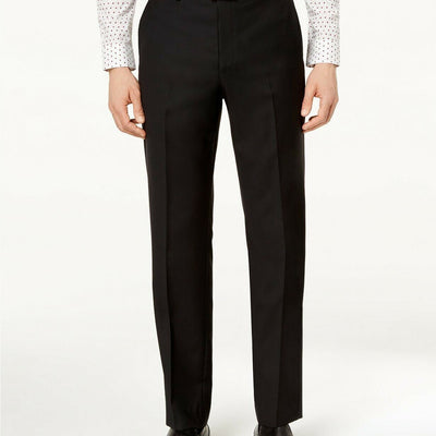 Men/'s Dress Pant Pleated Front No Cuff Finished Hem Work To Weekend By RGM