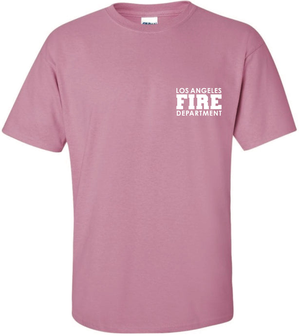 Short Sleeve Pink T-Shirt