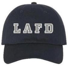 Load image into Gallery viewer, LAFD Dad Cap