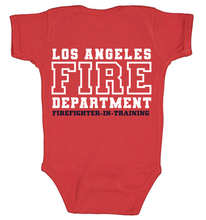 Load image into Gallery viewer, Red Baby Onesie