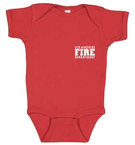 Red Baby Onesie