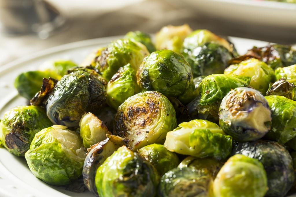 Caramelized Roasted Brussel Sprouts Recipe