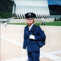 Shelby at the Air Force Academy