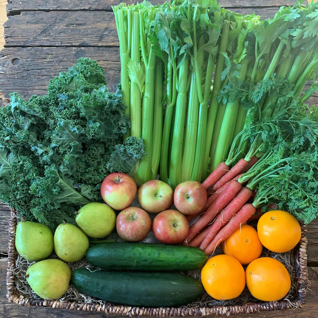 Armor Farms Juicing Produce