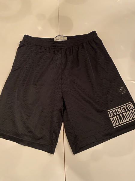 Irvington Bulldogs Black Shorts