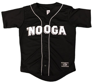 Chattanooga Lookouts Youth Alternate Replica Jersey