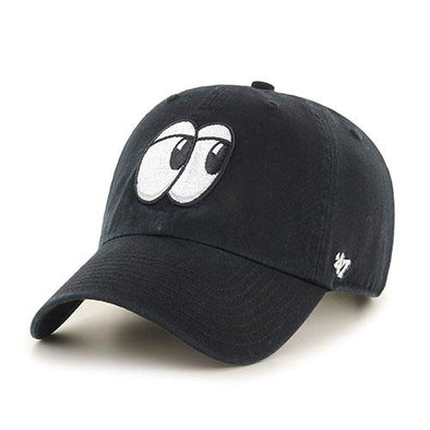 Chattanooga Lookouts Black Adjustable Eyeballs Cap