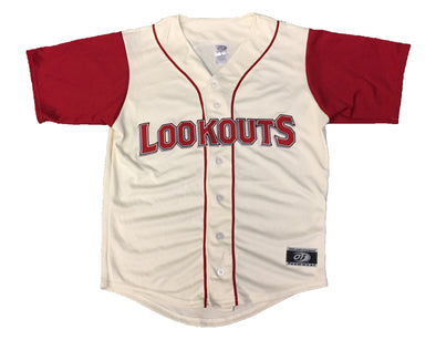 Chattanooga Lookouts Youth Home Replica Jersey