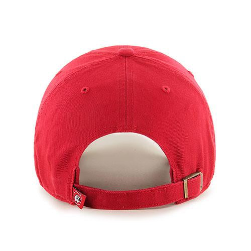 Chattanooga Lookouts Red Adjustable Cap